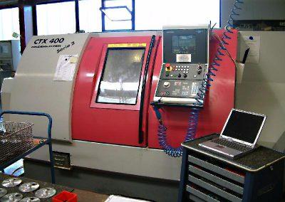 CNC-Drehmaschine Gildemeister CTX 400/2