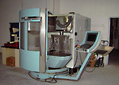 CNC - Fräsbearbeitungszentum DMU 60 T