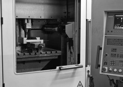 Bearbeitungszentrum Hermle C500V